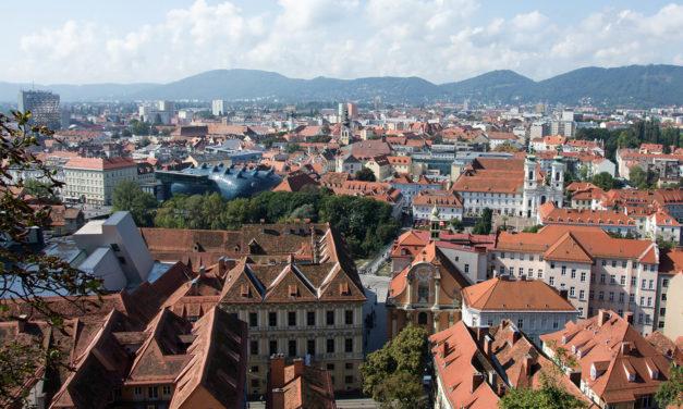 Ein Wochenende in Graz