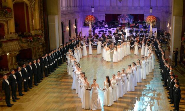 Fotos von der Opernredoute 2019
