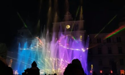Video vom Silvesterspektakel Graz 2018