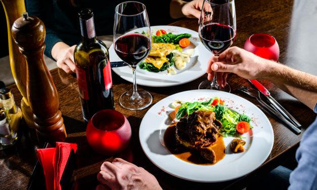Romantisch Essen in Graz