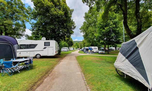Camping in und rund um Graz
